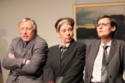 Andreas Witmer, Jutta Kern, Christine Niederer